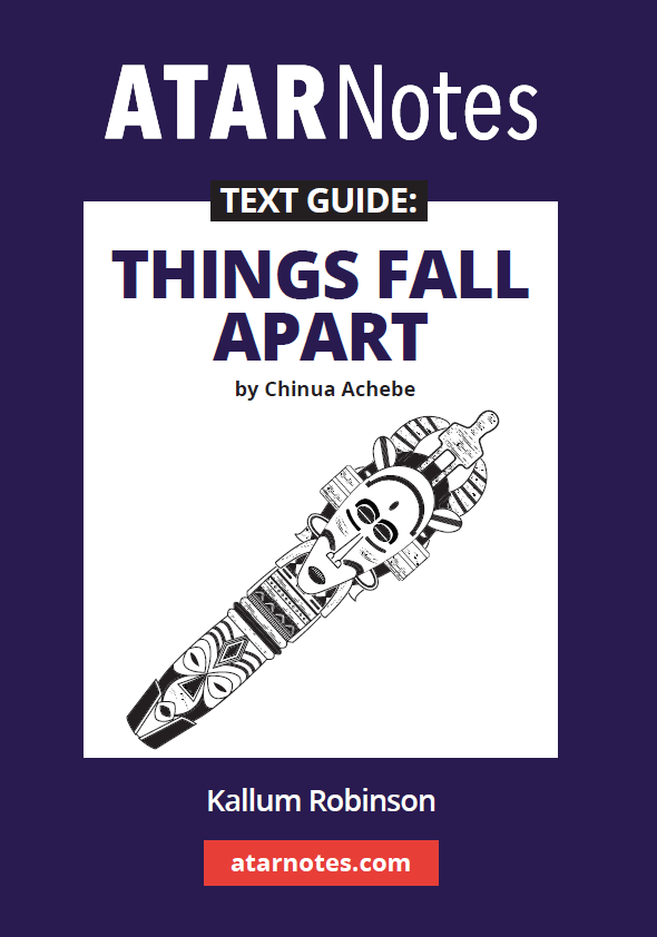 Things Fall Apart Text Guide