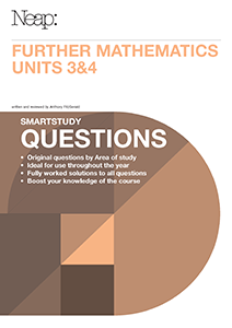 VCE Further Mathematics Units 3&4 Smartstudy Questions